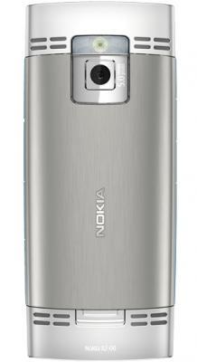 Мобильный телефон Nokia X2-00 Blue - крышка