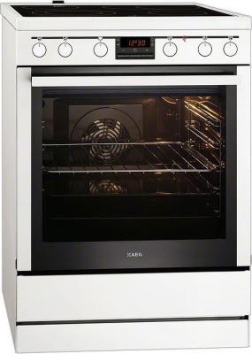 Кухонная плита AEG 47056VS-WN - Общий вид
