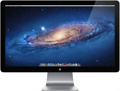 "Монитор Apple Thunderbolt Display 27"" (MC914ZE/A) - общий вид"