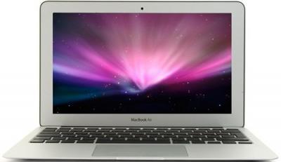 Ноутбук Apple MacBook Air 11'' (MD223RS/A) - Главная