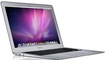 Ноутбук Apple MacBook Air 11'' (MD223RS/A) - Вид сбоку