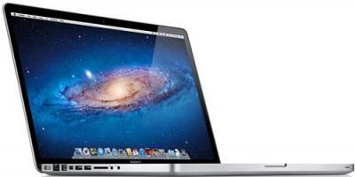 Ноутбук Apple MacBook Pro 15'' (MD104RS/A) - Вид сбоку
