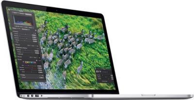 Ноутбук Apple MacBook Pro 15'' Retina (MC975RS/A) - Вид сбоку