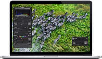 Ноутбук Apple MacBook Pro 15'' Retina (MC976RS/A) - Главная