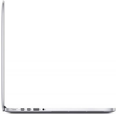 Ноутбук Apple MacBook Pro 15'' Retina (MC976RS/A) - Вид сбоку 2