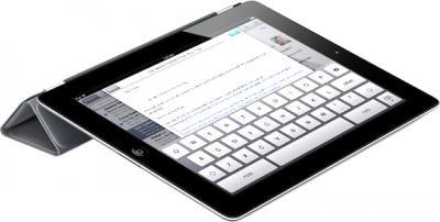 Чехол для планшета Apple iPad Smart Dark Gray (MD306ZM/A) - опция подставки
