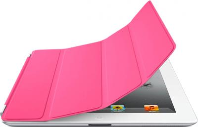 Чехол для планшета Apple iPad Smart Cover Pink (MD308ZM/A) - гибкая обложка