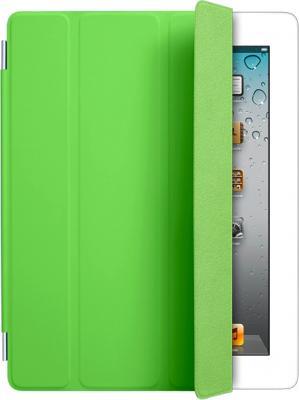 Чехол для планшета Apple iPad Smart Cover Green (MD309ZM/A) - общий вид