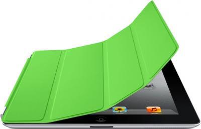 Чехол для планшета Apple iPad Smart Cover Green (MD309ZM/A) - гибкая обложка