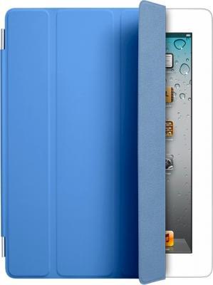 Чехол для планшета Apple iPad Smart Cover Blue (MD310ZM/A) - общий вид