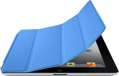 Чехол для планшета Apple iPad Smart Cover Blue (MD310ZM/A) - гибкая обложка