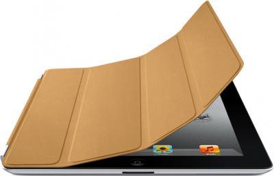Чехол для планшета Apple iPad Smart Cover Tan (MD302ZM/A) - гибкая обложка