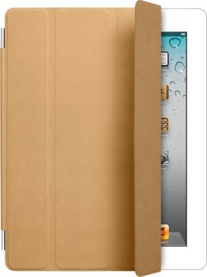 Чехол для планшета Apple iPad Smart Cover Tan (MD302ZM/A) - общий вид
