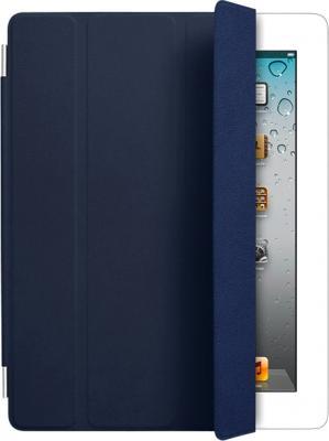 Чехол для планшета Apple iPad Smart Cover Navy (MD303ZM/A) - общий вид