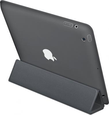 Чехол для планшета Apple iPad Smart Case Dark Gray (MD454ZM/A) - опция подставки