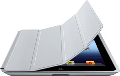 Чехол для планшета Apple iPad Smart Case Light Gray (MD455ZM/A) - вид снизу