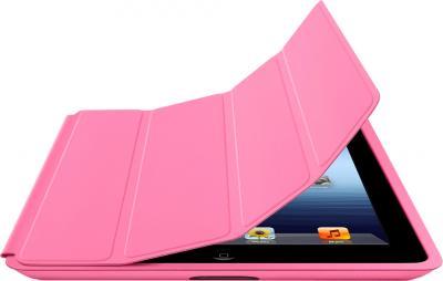 Чехол для планшета Apple iPad Smart Case Pink (MD456ZM/A) - гибкая обложка