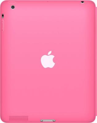 Чехол для планшета Apple iPad Smart Case Pink (MD456ZM/A) - вид с задней стороны