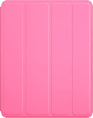 Чехол для планшета Apple iPad Smart Case Pink (MD456ZM/A) - крышка полностью прилегает