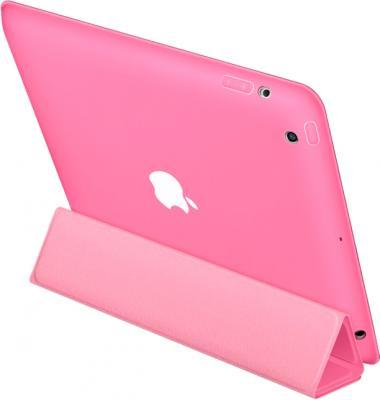 Чехол для планшета Apple iPad Smart Case Pink (MD456ZM/A) - опция подставки