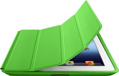 Чехол для планшета Apple iPad Smart Case Green (MD457ZM/A) - гибкая обложка