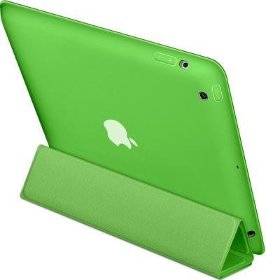 Чехол для планшета Apple iPad Smart Case Green (MD457ZM/A) - опция подставки