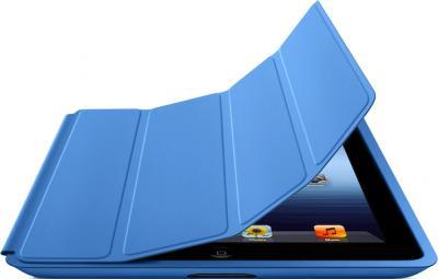 Чехол для планшета Apple iPad Smart Case Blue (MD458ZM/A) - гибкая обложка
