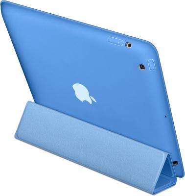 Чехол для планшета Apple iPad Smart Case Blue (MD458ZM/A) - опция подставки