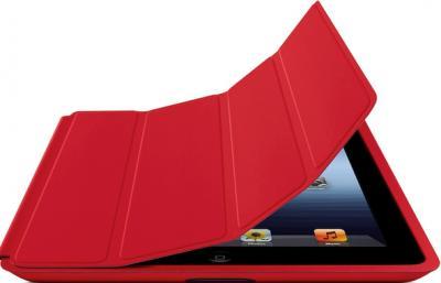 Чехол для планшета Apple iPad Smart Case Red (MD579ZM/A) - гибкая обложка