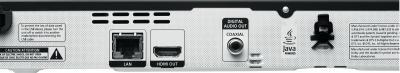 Blu-ray-плеер Samsung BD-E5900K - вид сзади