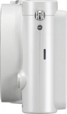 Беззеркальный фотоаппарат Samsung EV-NX1000 White (EV-NX1000BFWRU) - вид сбоку