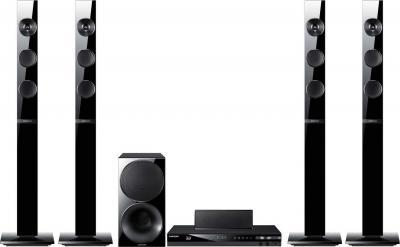 Домашний кинотеатр Samsung HT-E4550K - общий вид