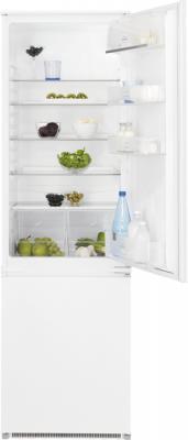 Холодильник с морозильником Electrolux ENN2901AOW - Вид спереди