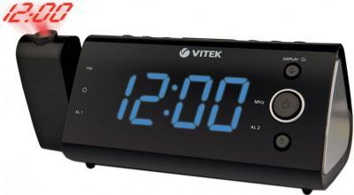 Радиочасы Vitek VT-3516 - общий вид