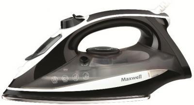 Утюг Maxwell MW-3017 BK - общий вид