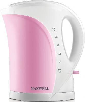 Чайник Maxwell MW-1021 PK - общий вид