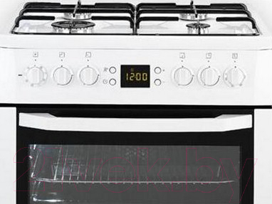 Кухонная плита Beko CSE 62320 GW