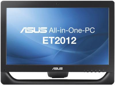 Моноблок Asus All-in-One PC ET2012AUKB-B006A (90PT0071000230Q) - фронтальный вид