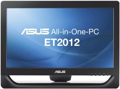 Моноблок Asus All-in-One PC ET2012EUKS-B005A (90PT0081000220Q) - фронтальный вид