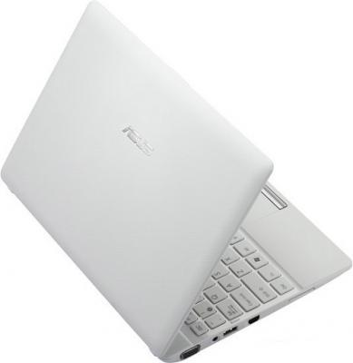 Ноутбук Asus Eee PC X101CH (90OA3PB12111987E33EQ) - Вид сзади сбоку