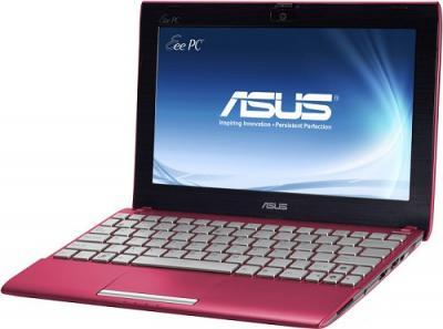 Ноутбук Asus Eee PC 1025CE-PIK034S (90OA3HB36212987E33EU) - Вид спереди сбоку