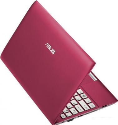 Ноутбук Asus Eee PC 1025CE-PIK034S (90OA3HB36212987E33EU) - Вид сзади сбоку