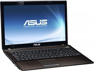 Ноутбук Asus K53E (90N3CAD54W2K196013AY) - Главная