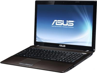 Ноутбук Asus K53E (90N3CAD54W2K196013AY) - Вид спереди