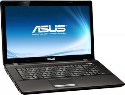 Ноутбук Asus K73TK-TY040D - Главная