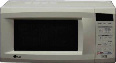 Микроволновка LG MS2041U - вид спереди