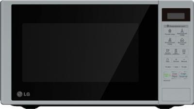Микроволновка LG MS2042DS - вид спереди