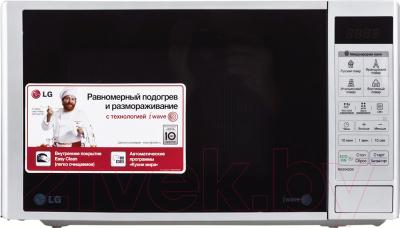 Микроволновая печь LG MS2042DS