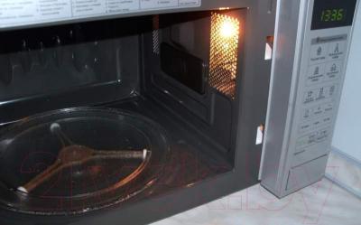 Микроволновая печь LG MS2042DS - тарелка