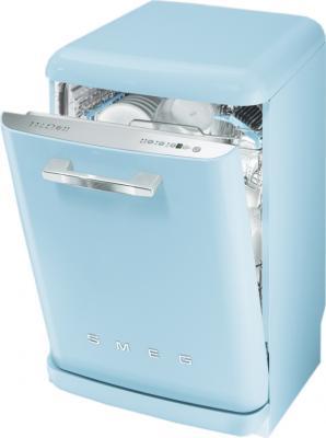 Посудомоечная машина Smeg BLV1AZ-1 - в открытом виде